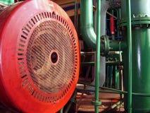 электрический мотор Стоковая Фотография