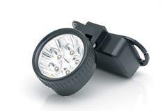 электрический прифронтовой факел Стоковое Изображение