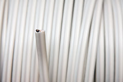 электрический провод Стоковое Изображение RF