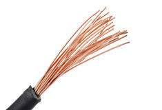 электрический провод Стоковые Изображения RF