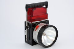 электрический ретро факел Стоковое фото RF