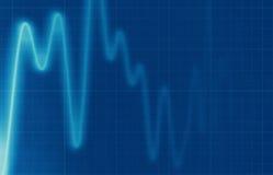 электрический сигнал Стоковое Изображение RF