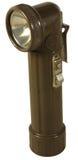 электрический старый факел Стоковые Изображения RF