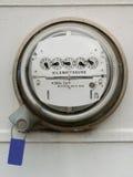 электрический счетчик Стоковые Фотографии RF
