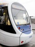 электрический трам Стоковая Фотография RF