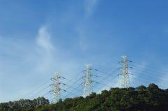 электрический штендер Стоковая Фотография RF