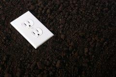 электрическое гнездо стоковые изображения