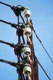 электрическо Стоковое Изображение
