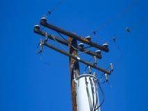 электрическо Стоковое фото RF