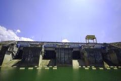 электричество запруды Стоковые Фотографии RF