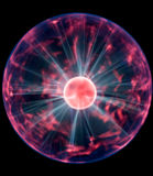электричество шарика Стоковая Фотография RF