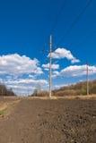 электричество Стоковое фото RF