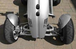 электромотор автомобиля Стоковое Изображение