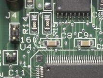 электроника доски Стоковая Фотография RF