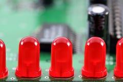 электроника компонентов Стоковые Изображения