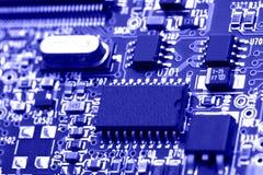 электроника компьютера стоковое фото rf