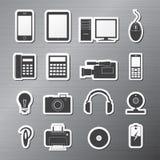 электроника Стоковое фото RF