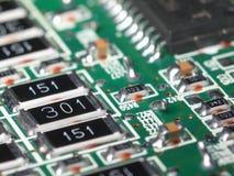 электронная получка стоковая фотография