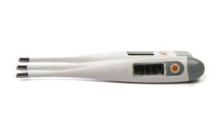 Электронный изолированный термометр Стоковые Изображения RF