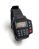 электронный wristwatch Стоковые Фотографии RF