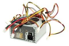 электропитание вентилятора компьютера Стоковое Изображение RF