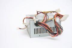 электропитание компьютера Стоковые Изображения
