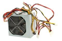 электропитание компьютера Стоковые Изображения RF