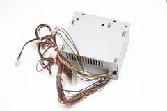 электропитание компьютера стоковая фотография
