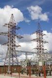 электропитание Стоковая Фотография