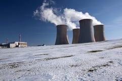 электростанция Стоковая Фотография RF