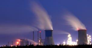 электростанция 2 стоковое изображение rf