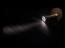 электрофонарь Стоковое фото RF