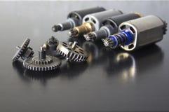 Электро-механический привод Стоковая Фотография