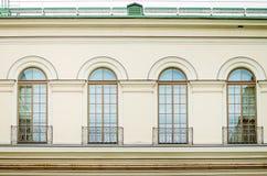 Элементы архитектуры, конца-вверх стоковое фото