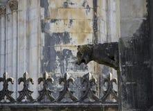 Элементы архитектуры монастырь Batalha Португалия стоковая фотография rf