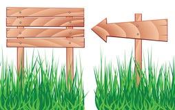 элементы деревянные Стоковые Фото