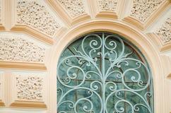 Элементы исторической архитектуры, конца-вверх стоковые изображения rf