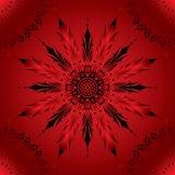 элементы конструкции предпосылки цветут вектор Стоковое Фото