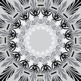 элементы конструкции предпосылки цветут вектор Стоковая Фотография RF