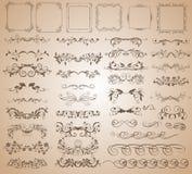 элементы конструкции Стоковые Фотографии RF