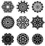 элементы конструкции Стоковая Фотография RF