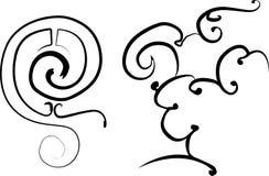 элементы конструкции Стоковые Изображения