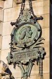 Элементы памятника Колумбус стоковое изображение rf