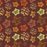 элементы предпосылки коричневые varicoloured Стоковые Фотографии RF