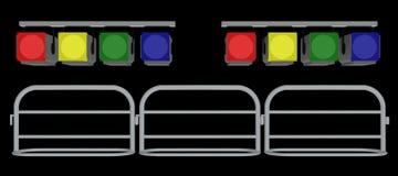 элементы согласия стоковое изображение