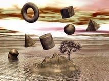 элементы Стоковое Изображение