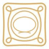 элементы rope комплект иллюстрация штока
