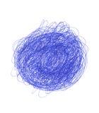 Элемент нарисованный рукой Стоковое Фото