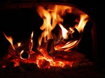Элемент огня стоковое изображение