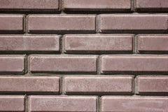 Элемент стены дома от кирпича Стоковые Фотографии RF